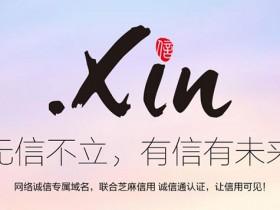 .xin域名后缀详解、注册价格及注意事项